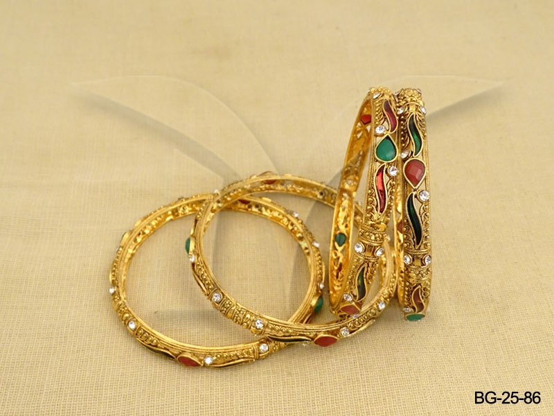 Traditional Kemp Bangles jewellery
