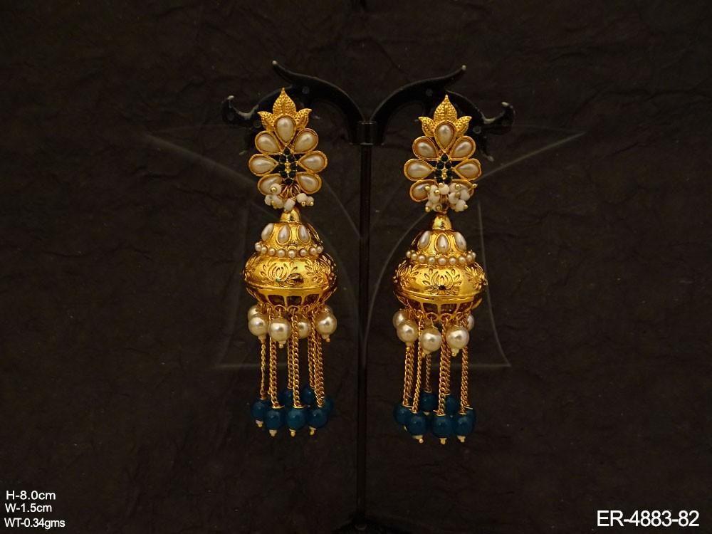 Kemp Jewellery Jhumki Earrings